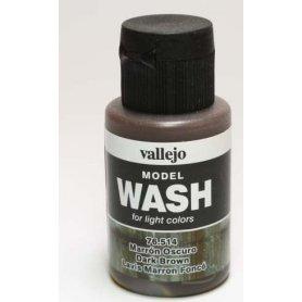 Wash Vallejo 76514 Dark Brown