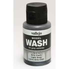 Wash Vallejo 76515 Light Grey