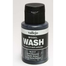 Wash Vallejo 76517 Dark Grey