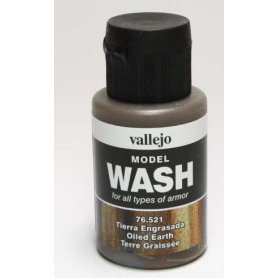 Wash Vallejo 76521 Oiled Earth
