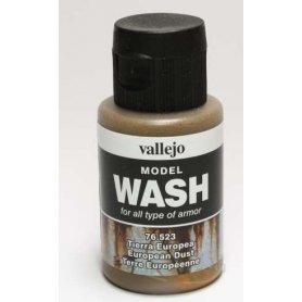 Wash Vallejo 76523 European Dust