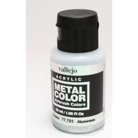 VALLEJO Metal Color 77701 Aluminium