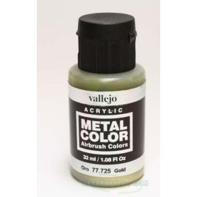 VALLEJO Metal Color 77725 Gold