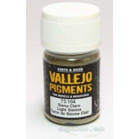 Pigment Vallejo 73104 Light Siena