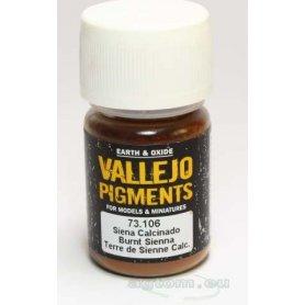 Pigment Vallejo 73106 Burnt Sienna