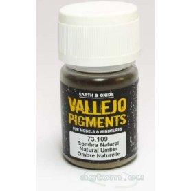 Pigment Vallejo 73109 Natural Umber