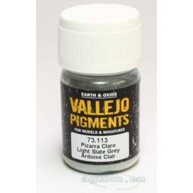 Pigment Vallejo 73113 Light Slate Grey