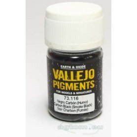 Pigment Vallejo 73116 Carbon Black