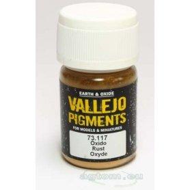 Pigment Vallejo 73117 Rust