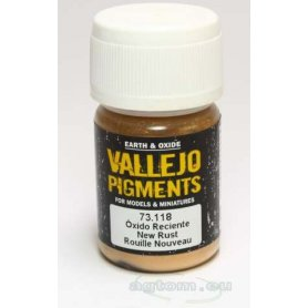 Pigment Vallejo 73118 Fresh Rust