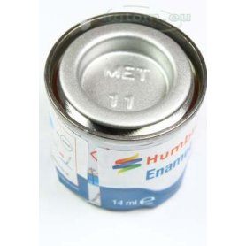 Farba Humbrol Enamel 11 Silver Metallic