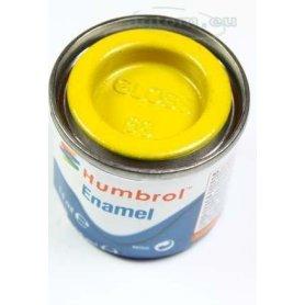 Farba Humbrol Enamel 69 Yellow Gloss