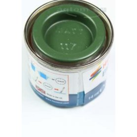 Farba Humbrol Enamel 117 US Light Green Matt