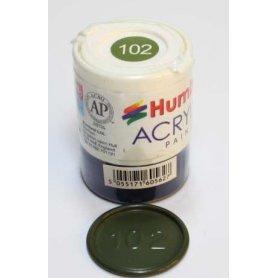 Farba Akrylowa Humbrol 102 Army Green Matt