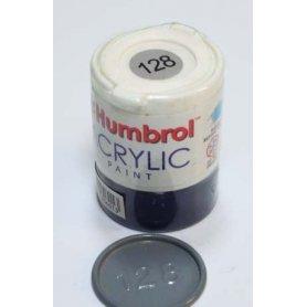 Farba Akrylowa Humbrol 128 US Compass Grey Satin