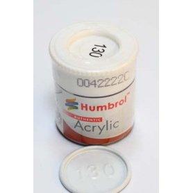 Farba Akrylowa Humbrol 130 White Satin