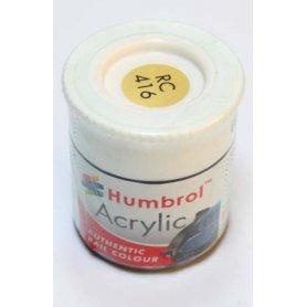 Farba Akrylowa Humbrol 416 Pullman Cream