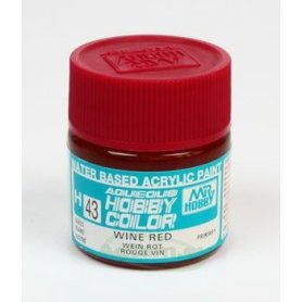 Mr.Hobby Color H043 Wine Red