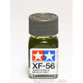Tamiya Enamel XF-56 Metallic Grey