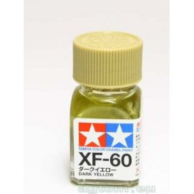 Tamiya Enamel XF-60 Dark Yellow