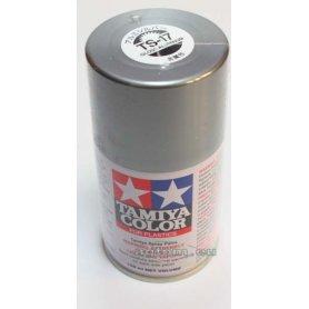 Farba w sprayu Tamiya TS-17 Gloss Aluminium