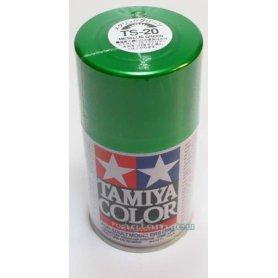 Farba w sprayu Tamiya TS-20 Metallic Green