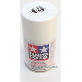 Farba w sprayu Tamiya TS-26 Pure White