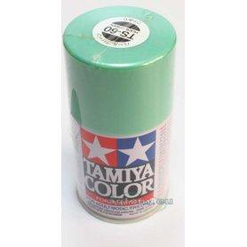 Farba w sprayu Tamiya TS-60 Pearl Green