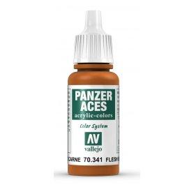 Vallejo Panzer Aces 70341 Flesh Base