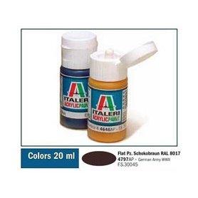 Italeri 4797 Akryl Schokobraun 8017