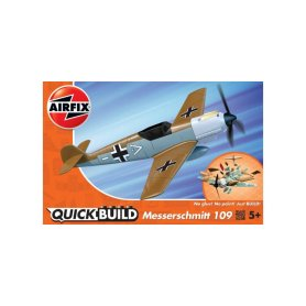 Airfix 6012 Quickbuild Messerschmitt Desert