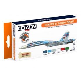 Hataka HTK-CS83 Ultimate Su-33 Flanker D paint set