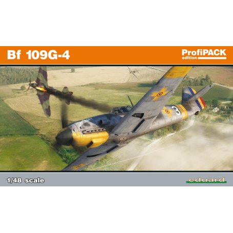 Eduard 82117 Bf 109G-4