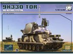 Panda 35008 9K330 Tor Air Defence System