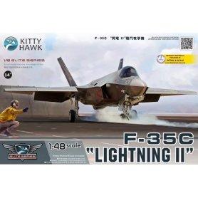 Kitty Hawk 1:48 F-35C Lighting II