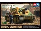Tamiya 1:48 German 38cm Assault Mortar Sturmtiger