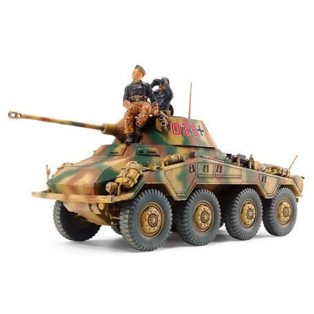 Tamiya 1:35 German Sd.Kfz. 234/2 Puma