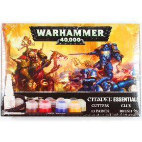 Warhammer 40000 Essentials Set (ENG)