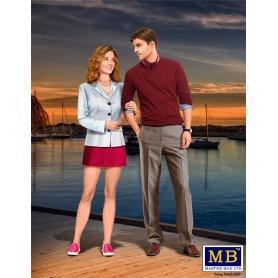 MB 24029 Bob and Sally The Happy Couple