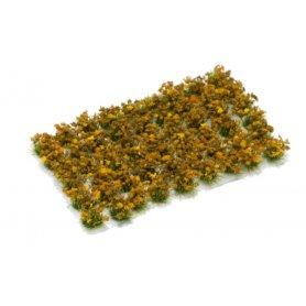 Kwiatki Leafy Green Flowers 6mm