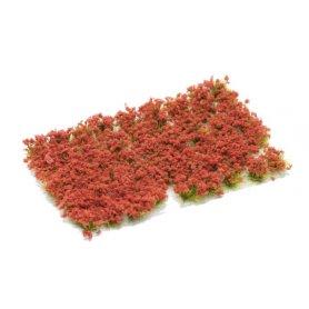 Kwiatki Ruby Red Flowers 6mm