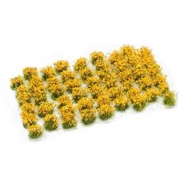 Kwiatki Ochre Flowers 6mm