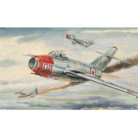Trumpeter 1:48 MiG-15 Bis Fagot-B
