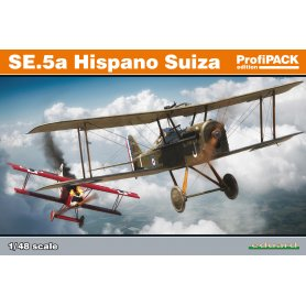 Eduard 1:48 SE.5a Hispano Suiza ProfiPACK