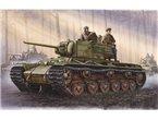TRUMPETER 00358 SOVIET KV-1 42 1/35