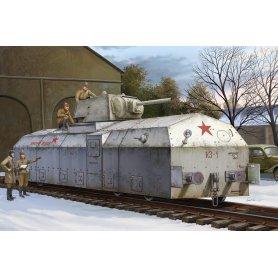 Hobby Boss 82912 Sov. Armored Train