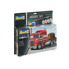 Revell 67671 Model Set 1:32 Kenworth Aerodyne