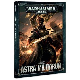 Codex: Astra Militarum (HB) (ENGLISH)