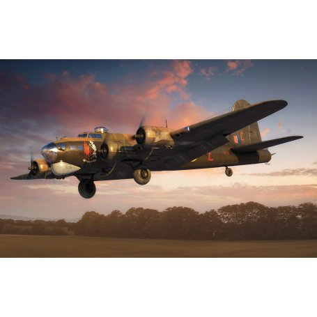 Airfix 08018 Boening Fortress Mk.III 1/72