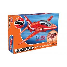 Airfix 6018 Quickbuild Red Arrow Hawk